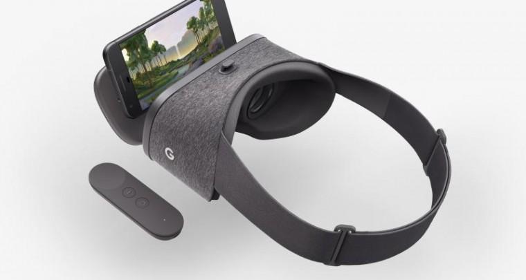 Google Daydream – Günstiges VR-Headset für Smartphones