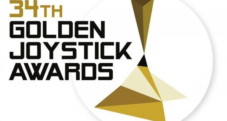 Golden Joystick Awards 2016: Prize Winners Announced