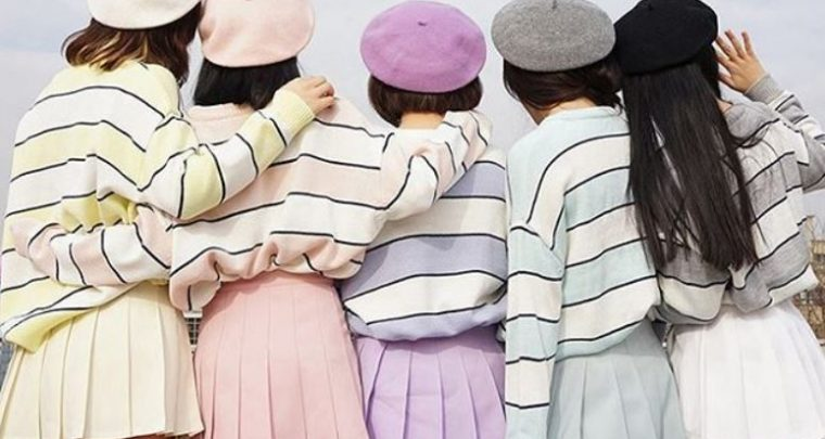 Trend: Pastellfarben