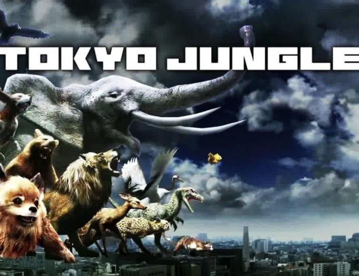 Tokyo Jungle – Wenn Tiere die Stadt erobern