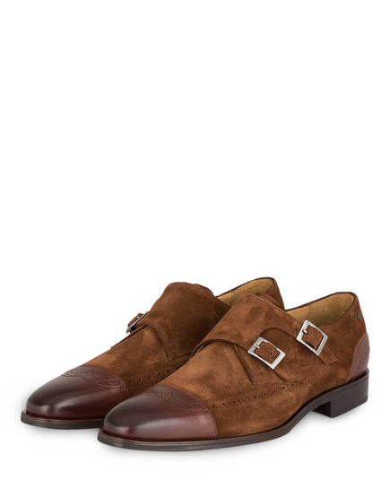van Bommel Double-Monkstrap