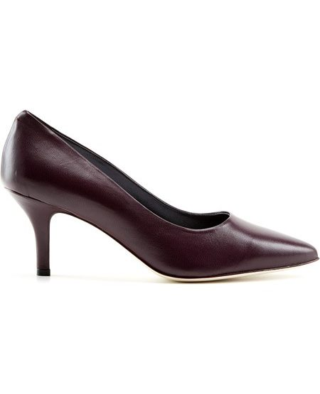 High Heel Pump aus Kalbs-Nappa