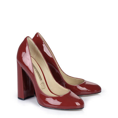 Buffalo Pumps - weinrot