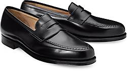 Crockett & Jones Penny-Loafer BOSTON - braun-mittel