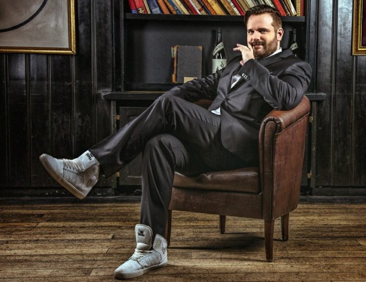 Eric Range alias Gronkh - Let's Player and Philanthrope