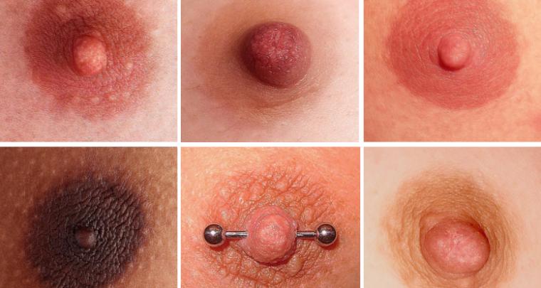 Genderless Nipples