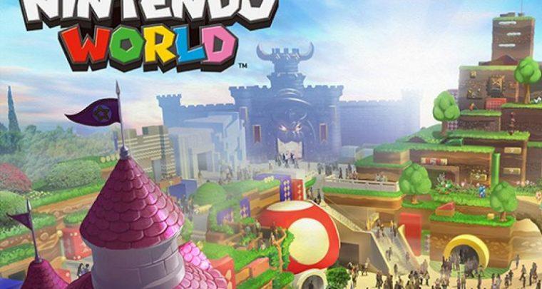 Super Nintendo World - Freizeitpark von Nintendo geplant