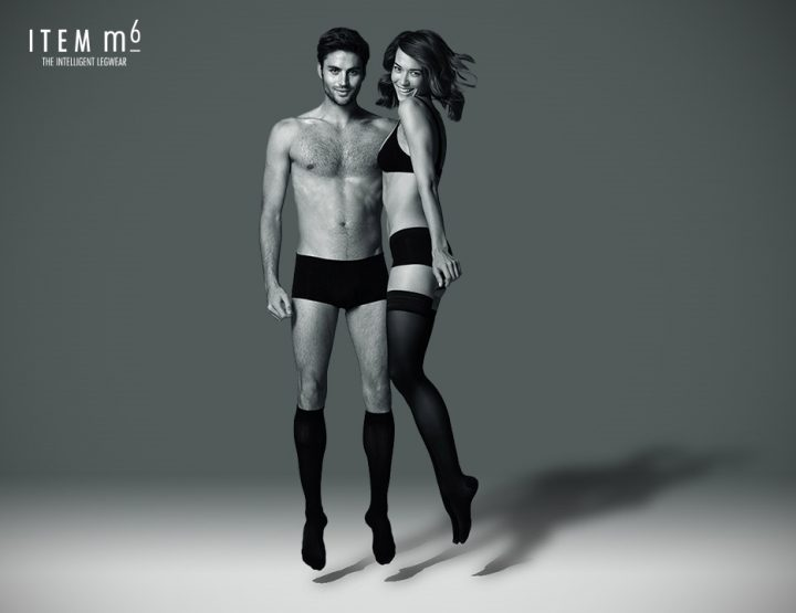 ITEM m6 - Intelligent Legwear