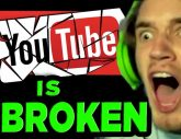 Youtube in crisis? - Biggest Youtuber Pewdiepie deletes one of his channel