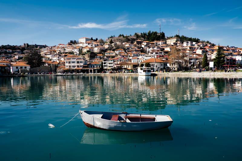 ohrid-macedonia-boat