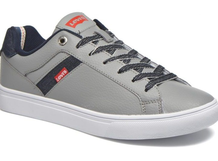 SALE -30 Levi's - Henry Denim - SALE Sneaker für Herren - grau