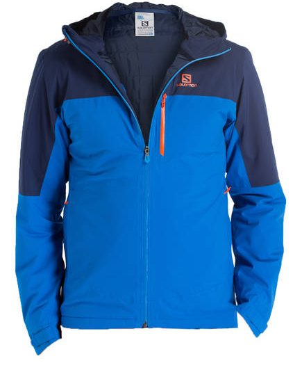 SALOMON Outdoor-Jacke NEBULA INSULATED