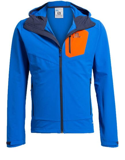 SALOMON Softshell-Jacke RANGER