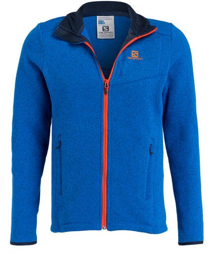 SALOMON Fleecejacke BISE