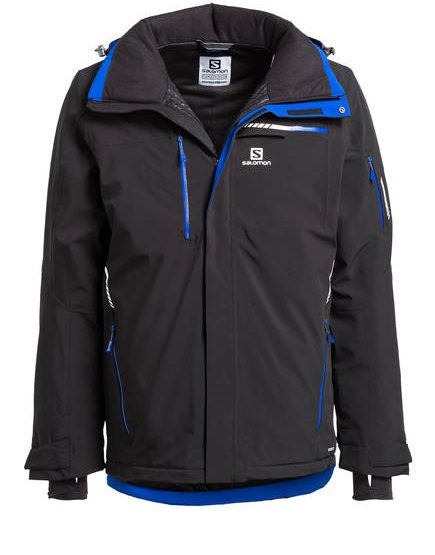 SALOMON ski jacket BRILLIANT