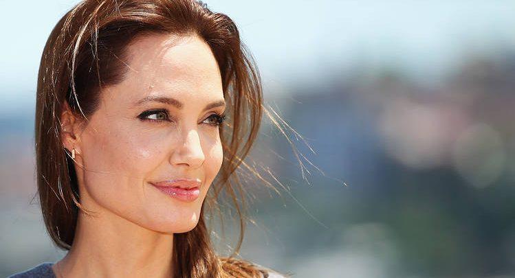 Angelia Jolie für Guerlain