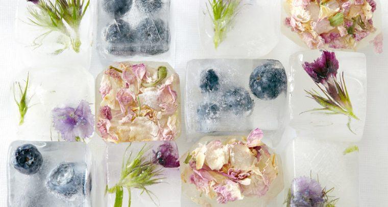 Beauty Cubes: Eiswürfel gegen unreine Haut