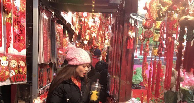Chinatown NYC`s - Kreuzberg ?