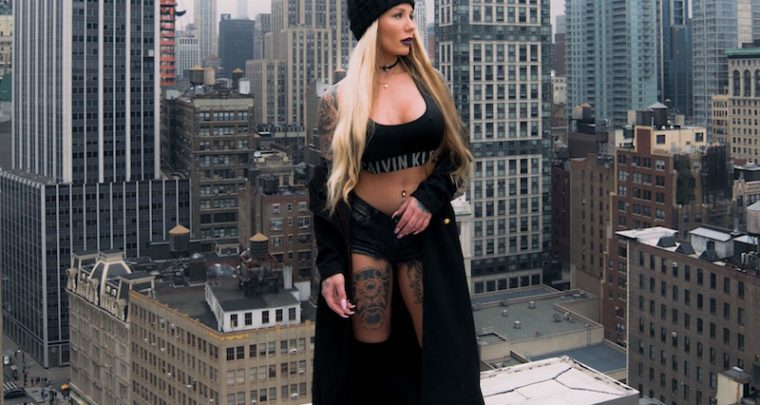 Rooftop Shoot New York - First Impressions