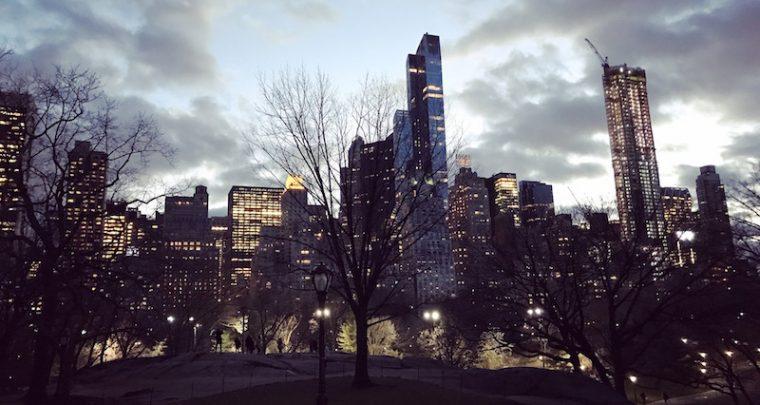 Der Central Park - so ganz anders als erwartet
