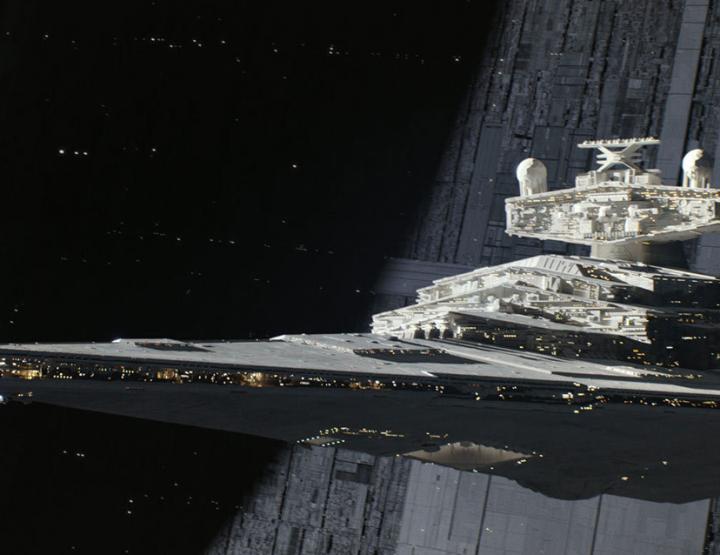 Wieviel CGI steckt in Star Wars?