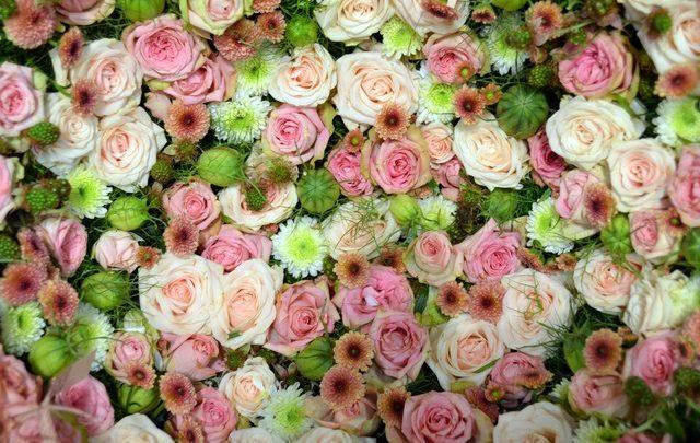 Rosenessig für schöne Haut