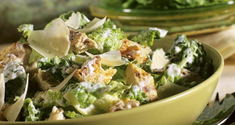 Caesar's Salad - Der Klassiker