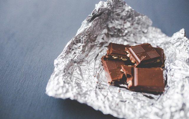 Naschen ohne Reue? Schöne Haut durch Schokolade!
