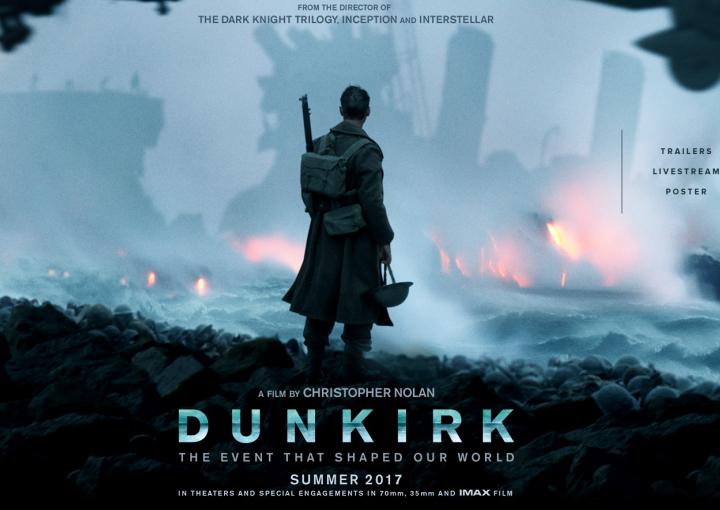 Dunkirk - das neueste Projekt von Christopher Nolan