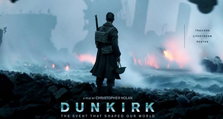 Dunkirk - l'ultimu prughjettu di Christopher Nolan