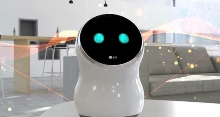 Robotid koju ja lennujaama