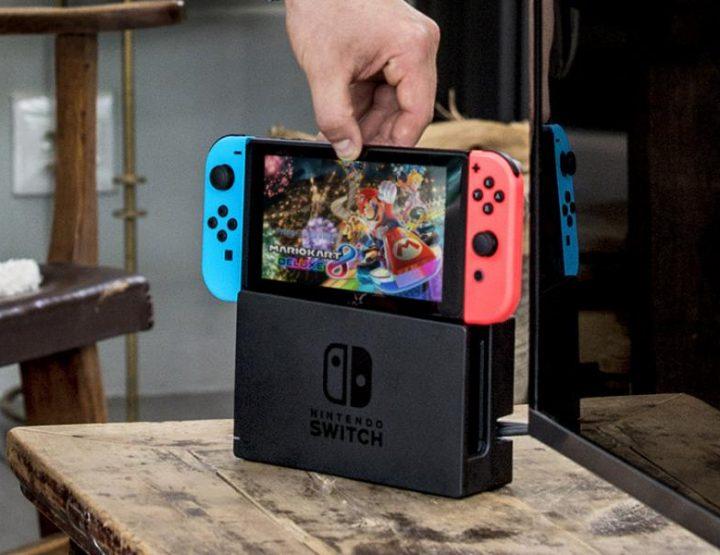 Nintendo Switch - Hardware und Leistung der Hybrid-Konsole