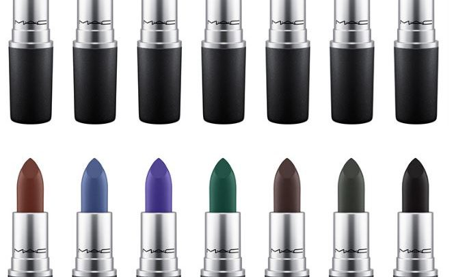 MAC launcht Regenbogenkollektion