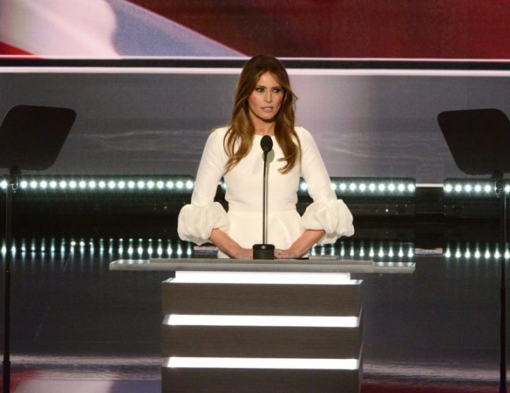 Melania Trump - Wenn Style politisch wird