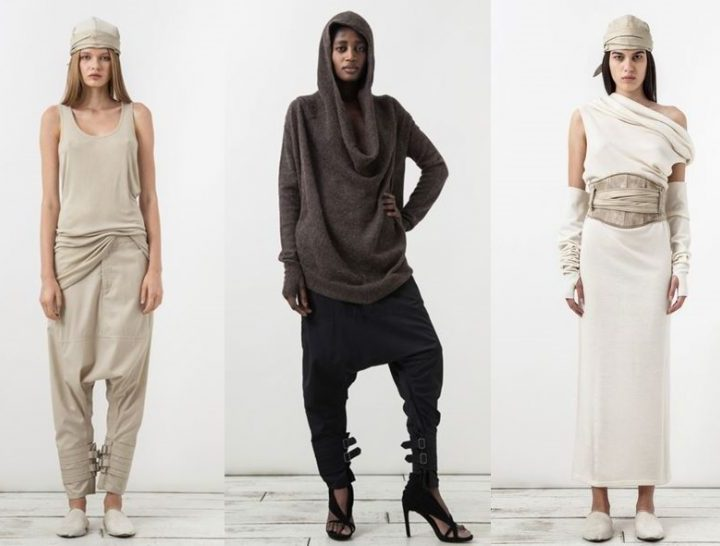 Das Designer-Duo Nicholas K