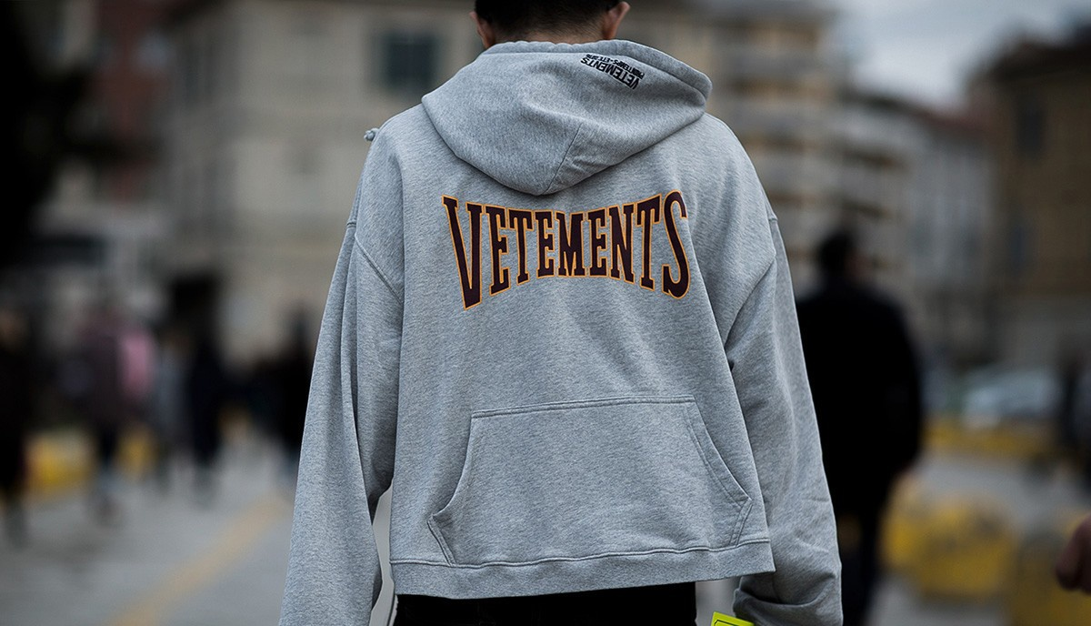 Vetements- Just different