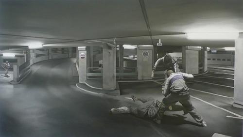 Guillaume Bresson - Französischer Realismus