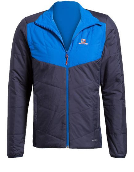 SALOMON Wende-Isolationsjacke DRIFTER MID