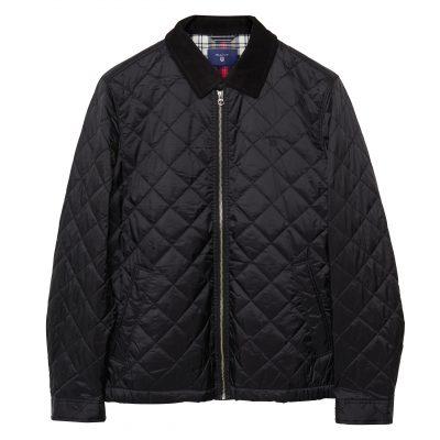 GANT giacca ciuffata di viticulu-nera