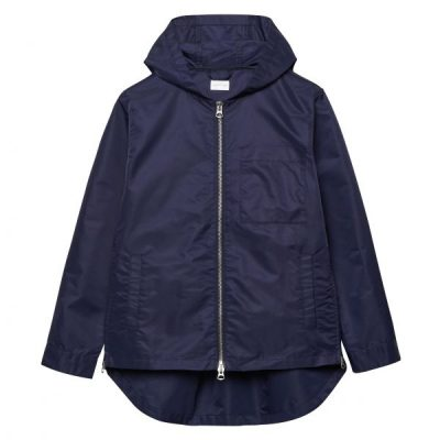 GANT Rugger short parka - blue