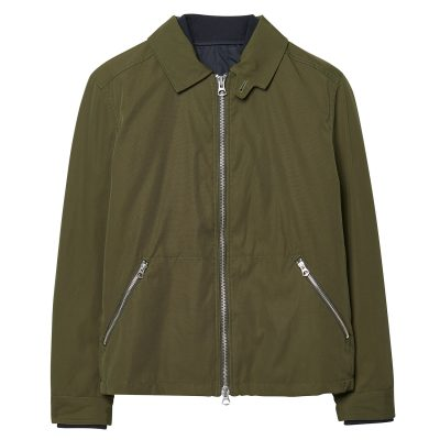 GANT Rugger flyer double-jacket - green