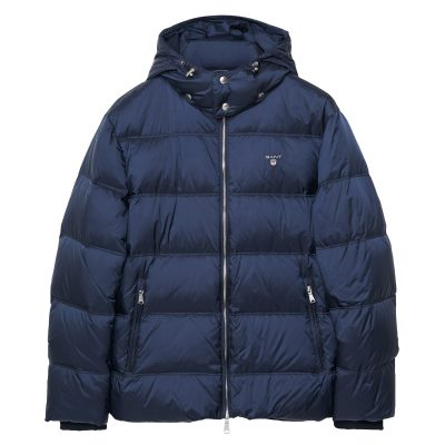 GANT Alta down jacket - blue