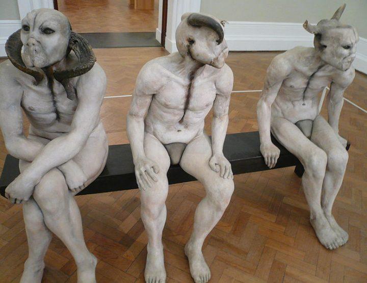 Jane Alexanders mystische Skulpturen