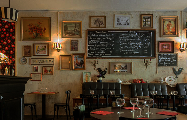 Le Saint Amour - Französische Kost in Neukölln