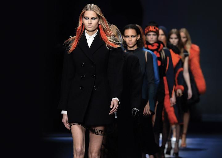 Rückblick Milano Fashion Week 2017