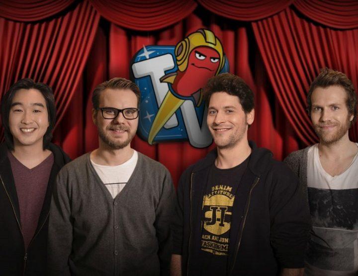 Deutscher Fernsehpreis 2017 - Rocket Beans TV & Wishlist ausgezeichnet