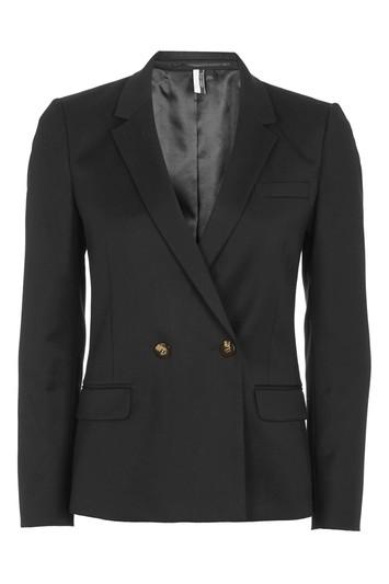 Anzugsjacke mit guter Passform - Schwarz