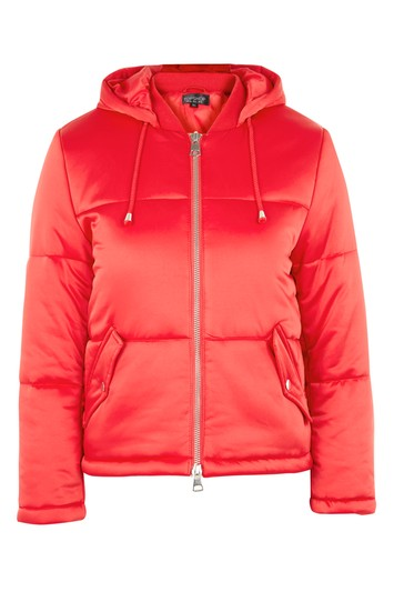 Quilted jacket Matilda - red