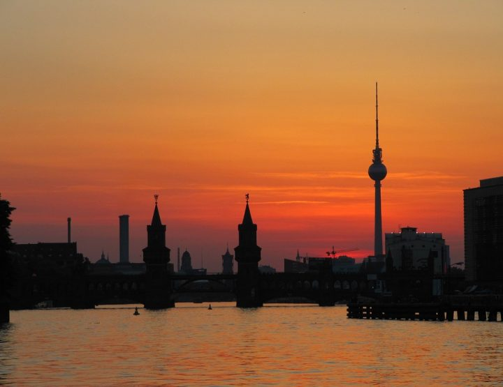 Berlin im Frühlingsrausch