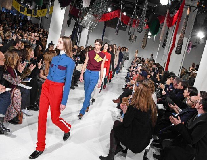 New York Fashion Week Fall/ Winter 2017 - Raf Simons Debüt für Calvin Klein